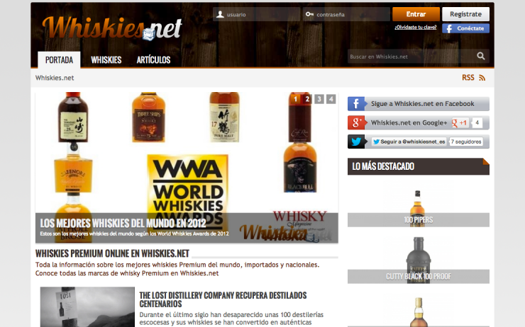 Whiskies.net